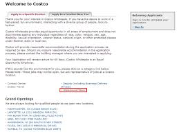 Costco Careers How To Apply For Costco Jobs Online At Costco Com Careers