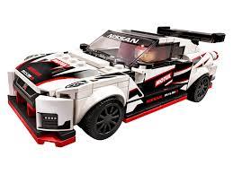 <b>Nissan GT</b>-<b>R</b> NISMO 76896 | Speed Champions | Buy online at the ...