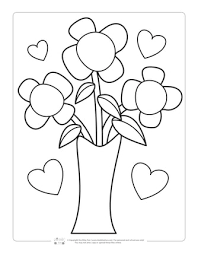 Download your mothers day colouring page: Mother S Day Coloring Pages Itsybitsyfun Com