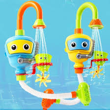 philippines inchant baby bath toy diver spray toys bathtub shower