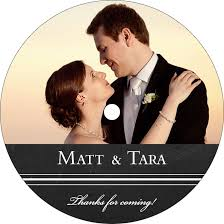 Wedding Cd Labels Simple Elegance Wedding Cd Labels Labelsrus