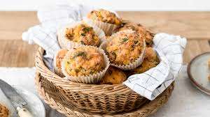 Savory Cornbread Muffins With Cheddar And Scallions Foolproof Living