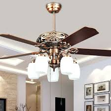 chandelier fan s ceiling light kit antique white india
