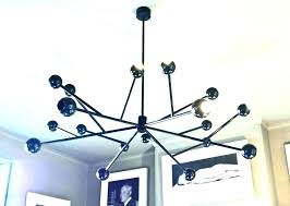 sputnik chandelier jonathan adler mini knock off meurice bulbs
