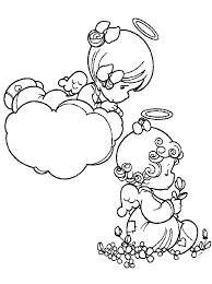Small Picture Precious Moments Alphabet Colouring Pages 2 Precious Moments