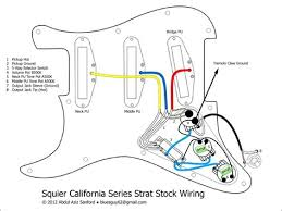 strat wiring diagram tone bridge Strat Wiring Diagram Bridge Tone Two Volume One Tone Strat Wiring