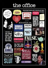 best office posters. The Office | Elements Quotes By Panapoo Best Posters E