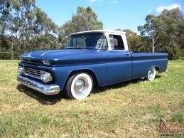 Chevrolet Longbed Pickup Hotrod Ratrod Custom