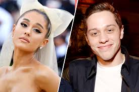 Wow Ariana Grande And Pete Davidson Really Are Engaged To Be