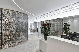 Dinor Real Estate Offices By Swiss Bureau Interior Design Dubai UAE Mesmerizing Real Estate Office Interior Design