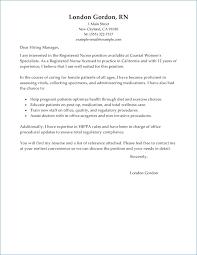 Pediatric Nurse Resume Cover Letter Kantosanpo Com