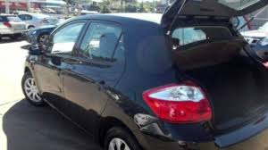 2010 Toyota Corolla ZRE152R MY11 Ascent Black 4 Speed Automatic ...