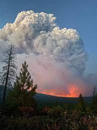 Bootleg Fire burns area larger than ...