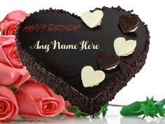 happy birthday chocolate cake for friend in heart shape neha. Modren Heart Happy_birthday_chocolate Cake For Friend In Heart Shape Happy Birthday Cake  Hd Writing And Chocolate For Friend In Heart Shape Neha