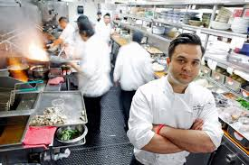Innovation Restaurant Kitchen Chefs Marc Marrone Is The Corporate Chef At Tao In Design Inspiration
