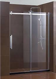 sliding glass shower doors appealing glass shower door with stainless handle frameless sliding glass shower door sliding glass shower doors