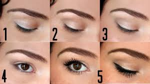 how to apply eyeshadow for beginners back to basics
