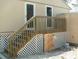 photo gallery of the outdoor step railing ideas