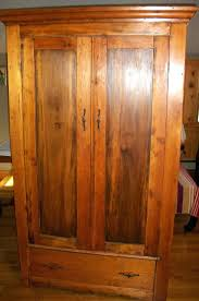 armoire furniture antique. Full Image For Fully Locking Jewelry Armoire Early American Furniture Antique Primitive Pine Colonial Wardrobe 1795 A