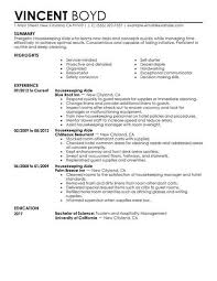Resume With No Experience Inspiration Housekeeping Aide Resume Sample No Experience Resumes LiveCareer