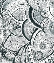 Zentangle Patterns For Beginners Fascinating Easy 48 Zentangle Patterns For Beginners Easy Zentangle Pattern