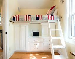 office beds. Modren Office Large Size Of Loft Bed In An Office And Guest Room Throughout Beds