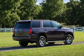 Chevrolet Unveils Z71 Off-Road Package for 2015 Tahoe and Suburban