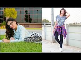 perfect back to hair makeup outfit bethany mota video fanpop