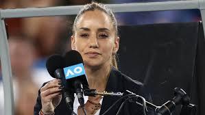 See what marijana veljovic mastarija (marijanaveljovic) has discovered on pinterest, the world's biggest collection of ideas. Australian Open 2020 Super Pretty Umpire Marijana Veljovic Remains A Mystery Herald Sun