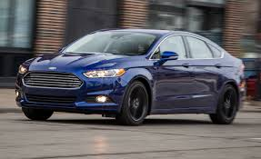 2016 Ford Fusion Quick Take – Review – Car and Driver