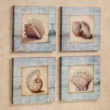 Seashell Bedroom Decor Wall Decor Seashell Wall Decor Home Design Interior Inspiration