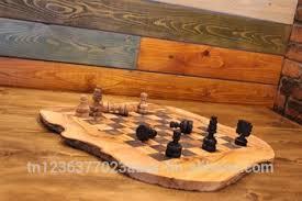Handmade Wooden Board Games Wooden Chess Board Games Handmade Olive Wood Chess Board Set Made 44