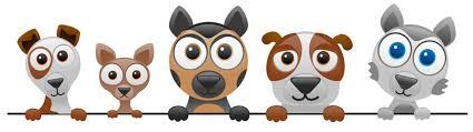 cartoon dog photos royalty free