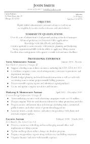 Key Skills Resume Administrative Assistant Executive Administrator Resume Airexpresscarrier Com