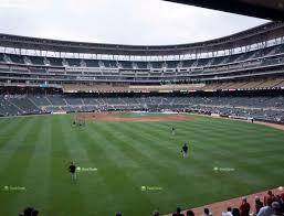 Twins Stadium Seating Chart Target Field Section 131 Seat Views Seatgeek