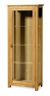 wood and glass display cabinet oak glass display cabinet small wooden display cabinet with glass doors