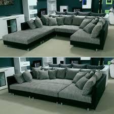 Leder Couch Gebietend Xxl Sofa Leder Sofa Ideen