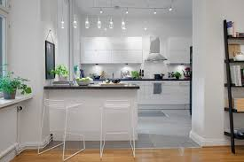Small Picture Inspiring White Scandinavian Kitchen Designs