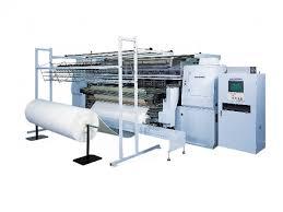 ABM International - HSQ-100DC Multi-Needle Quilting Machine & HSQ-100DC Multi-Needle Quilting Machine Adamdwight.com