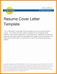 Sample Email Cover Letter With Resume Included Sample Email List Copy Sending Resume By Email Cover Letter 10