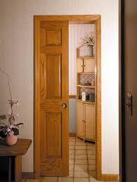 single pocket doors. single pocket doors