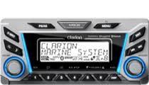 clarion u s a marine audio system m606
