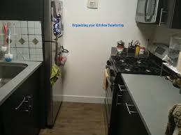 Kitchen Counter Organization Organizing Your Kitchen Countertop Kitchen Countertop