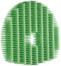 sharp kc 860u. new sharp humidification replacement filter for kc-850u or kc-860u kc 860u f