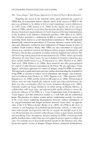 vector borne disease detection and control vector borne  page 159