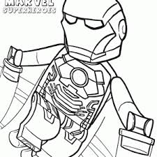 Adult Lego Avengers Coloring Pages Lego Avengers Coloring Pages To