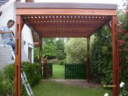 Jardines Decorados Con Deck Buscar Con Google Pergolas Y