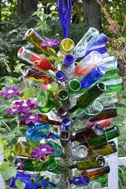 wine bottle diy crafts wine bottle tree projects for lights decoration gift