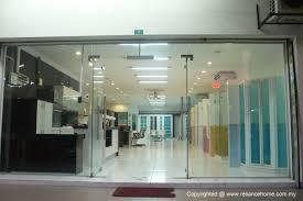 frameless glass doors double glazed glass