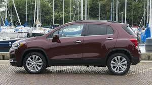 2018 chevrolet trax.  Chevrolet 2018 Chevrolet Trax Side View Intended Chevrolet Trax